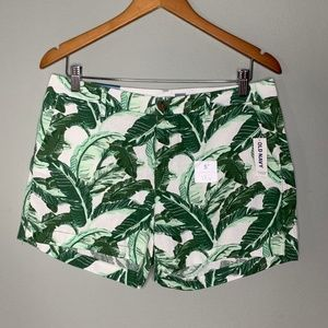 NWT Floral Linen Old Navy Shorts